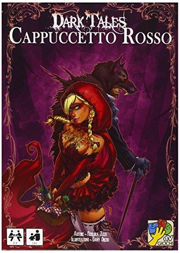 DV Giochi DVG9225 - Dark Tales Cappuccetto, Rosso