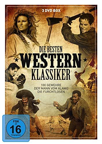 Die besten Westernklassiker [3 DVDs]
