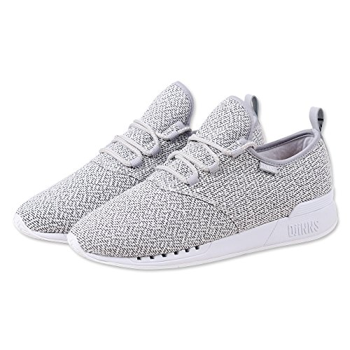 Djinns MocLau Squeeze II Light Grey Gris