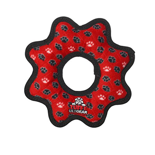 Ultimo Gear Anello Paws Cane-giocattolo,