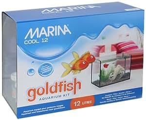 Elite Aquarium Cool 12 en Verre 12 L