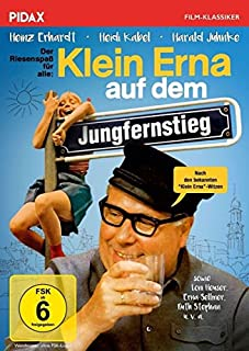 Klein Erna auf dem Jungfernstieg / Komödie mit Heinz Erhardt, Heidi Kabel und Harald Juhnke (Pidax Film-Klassiker)