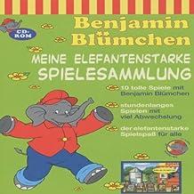 Benjamin Blümchen - Meine Elefantenstarke Spielesammlung