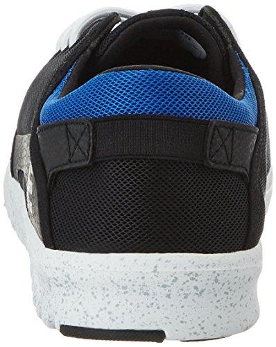 Etnies Herren Scout Sneaker Schwarz (Black/Blue/Black)