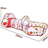 SHARESUN Arched tunnel tent, lightweight portable children