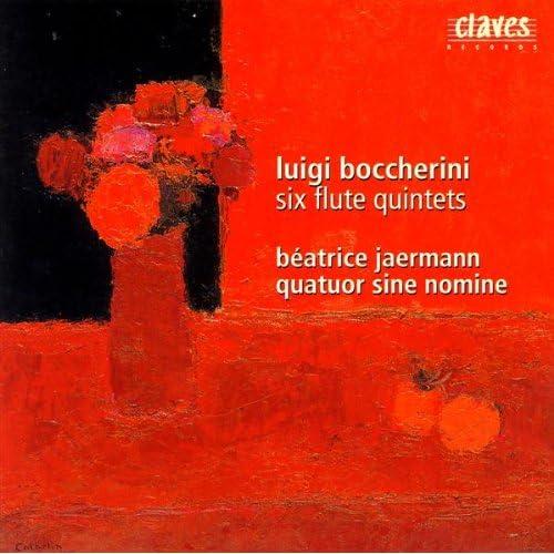 Flute Quintet In G Major, Op. 17 No. 5 (G423): Allegro assai