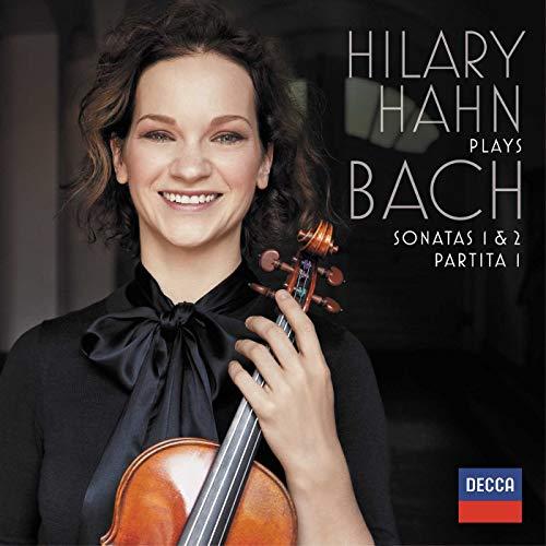 Hilary Hahn Plays Bach: Sonatas 1 & 2,Partita 1 Le Hahn