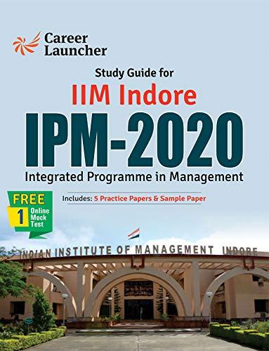 IIM Indore  IPM (Integrated Programme in Management) - 2020