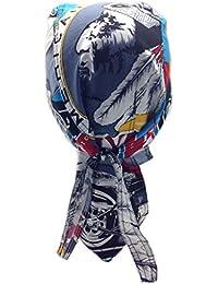 Rocker Bandana Cap - Indianer & Motorrad