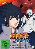 Naruto Shippuden - Das endlose Tsukuyomi - Die Beschwörung - Staffel 20.2: Folgen 642-651 - Uncut [2 DVDs]