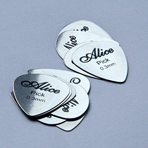 5-Pcs-Alice-METAL-GUITAR-HARD-PICKS-PLECTRUMS-030mm-By-Worldmacs