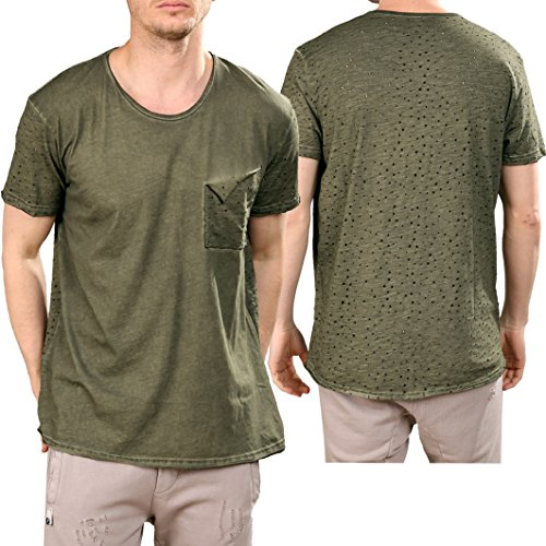 Red Bridge Uomo Maglieria / T-shirt Airy Function cachi