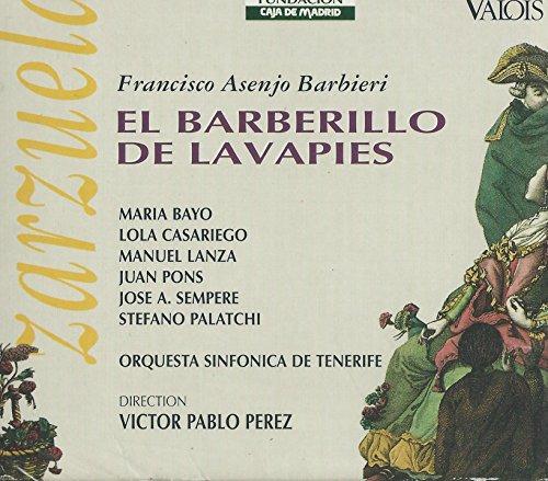 El Barberillo de Lavapies [Import anglais]