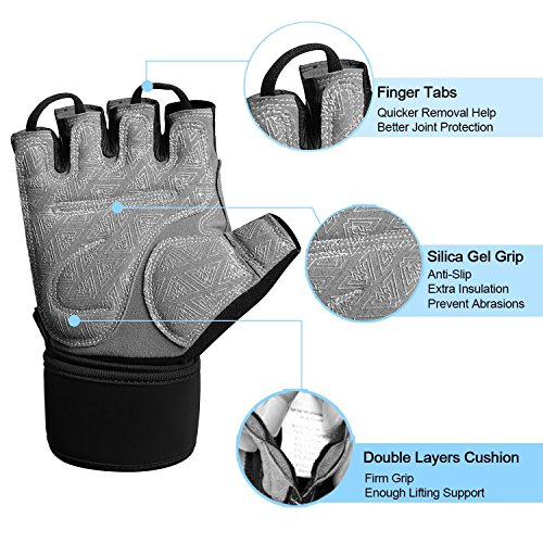 iisport-Gym-Gloves-Mens-Womens-Weight-Lifting-Gloves-with-full-Wrist-Support-for-Fitness-Workout-Cross-Fit-Training-Exercise-Cycling