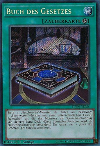 Buch des Gesetzes - FUEN-DE036 - Yu-Gi-Oh - deutsch - 1. Auflage - NIFAERA Spielwaren