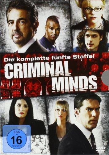 Criminal Minds - Die komplette fünfte Staffel [6 DVDs]