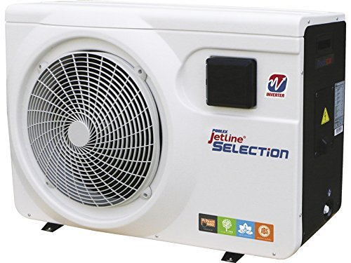 jetlineselection 15 kW Modell 150 Wärmepumpe Pool poolex