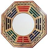 Spiegel Schutz konvexe Form pa-kua (BA Gua) 15,5cm