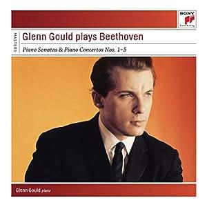 Glenn Gould interprète Beethoven : Sonates et Concertospour piano, N° 1-5