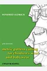 Metric Pattern Cutting for Children's Wear and Babywear Hardcover