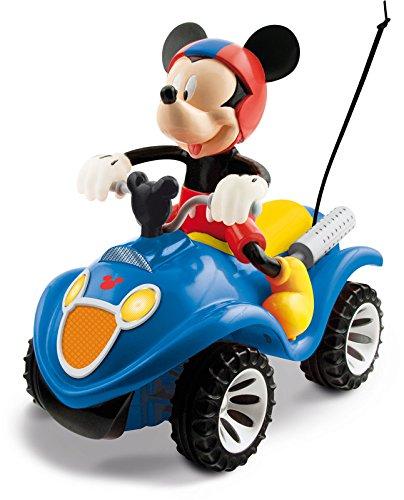 IMC Toys- Mouse Quad RC Mickey-Disney, 180840