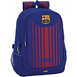 F.C. Barcelona 17/18 Sac à Dos officiel, sac à dos scolaire