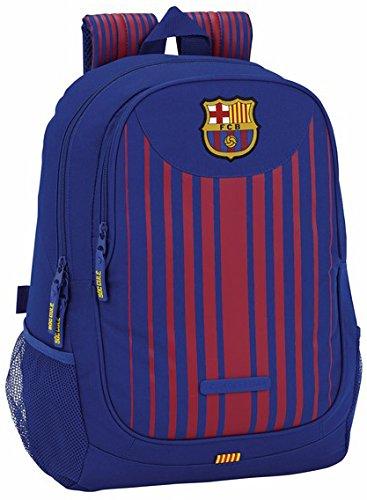 feef27a7086d1 Safta Mochila Escolar F.C. Barcelona 17 18 Oficial 320x160x440mm