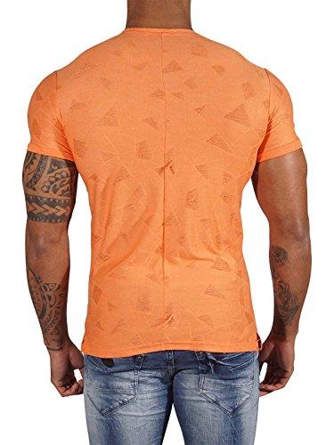 Project X Paris Herren T-Shirt Orange