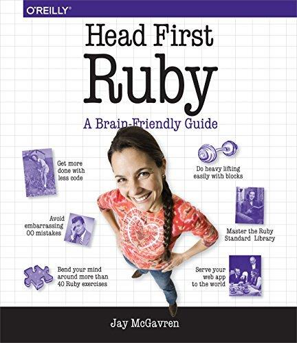 Head First Ruby by McGavren (2015-11-30)