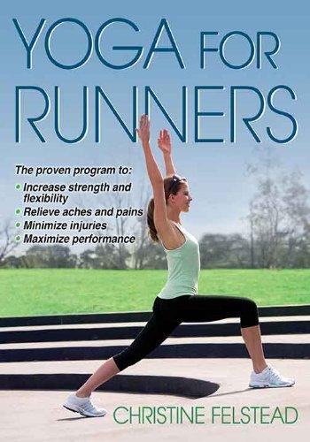 Yoga for Runners por Christine Felstead