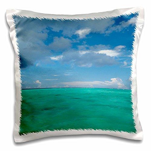 Danita Delimont - Michele Westmorland - Ocean - Lagoon areas of Yap, Micronesia. - 16x16 inch Pillow Case (pc_189081_1)