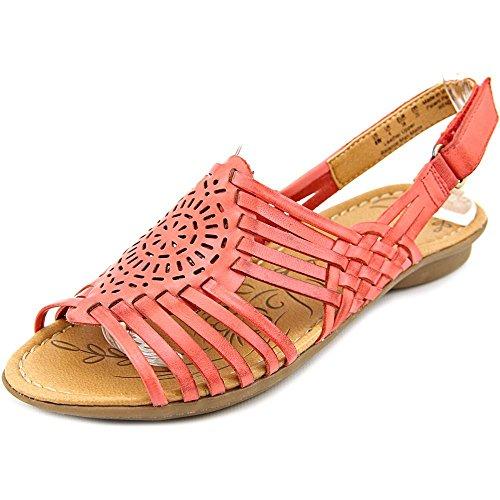 naturalizer-wendy-women-us-10-red-fisherman-sandal