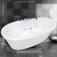 suchergebnis auf f r freistehende whirlpool badewanne. Black Bedroom Furniture Sets. Home Design Ideas