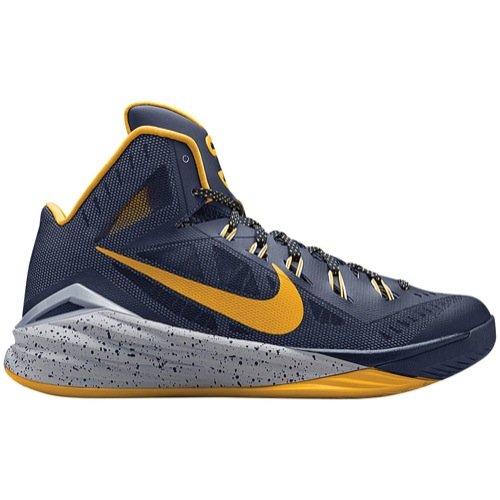 Nike Hyperdunk 2014 Pe-Basketball-Schuhe Navy