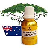 AUSTRALIAN SANDALWOOD 25ML (Best Attar Of Sandalwood) Long Lasting Attar For Men, Best Sandalwood Attar, Best...