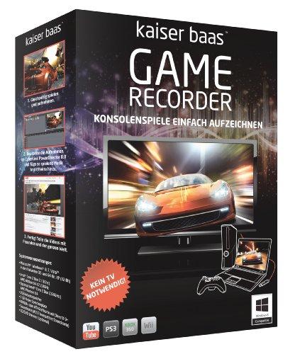 kaiser-baas-game-recorder-edizione-germania