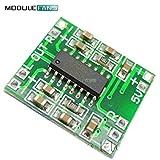5Pcs 3W 3W Dual Channel Mini Digital Power Verstärker Drive Board PAM8403 für Arduino Klasse D Stereo Audio VerstärkerModul 5V