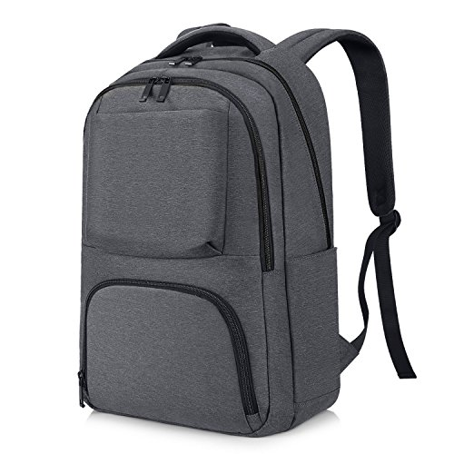 Imagen de icase4u® 2017  backpack impermeable para portátiles 15.6 pulgada y netbooks  para portátil 21l