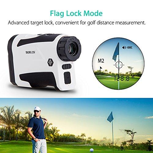 Zoom IMG-1 monocolo telemetro golf rangefinder ingrandimento