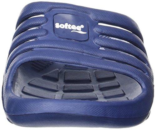 Evy Hombre Zapatos Marino Azul De Equipos Softee Los 5BPRRx