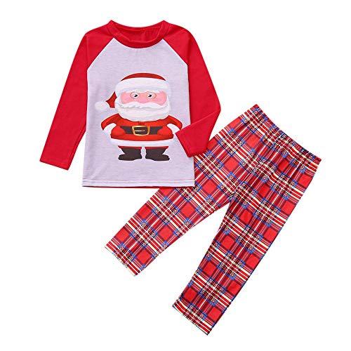 Familie Passenden Pyjama, Mama und Mir Kinder Nachtwäsche Pj Baby Strampler Set, hohe Qualität Weihnachten Kleidung ()