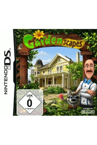 Gardenscapes (Ds Spiele Gesellschaftsspiele)