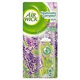4x Airwick Freshmatic Compact Mini Refill violett lavendel Meadow 24ml