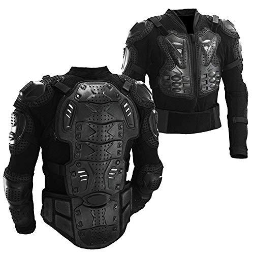 Armadura cuerpo completo motocicleta protección pecho