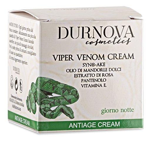 Crema naturale al veleno di vipera, 50ml Durnova Cosmetics