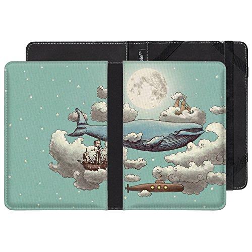 caseable - Étui pour Kindle et Kindle Paperwhite, Dialogue with the sky Ocean Meets Sky