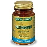 Integratore Alimentare Per Il Controllo Del Peso Glucomannano 50 Capsule