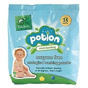 TotsBots Mint Humbug Potion - Enzyme Free Ecological Washing Powder