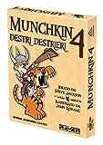 Raven - Munchkin 4 - Destri Destrieri