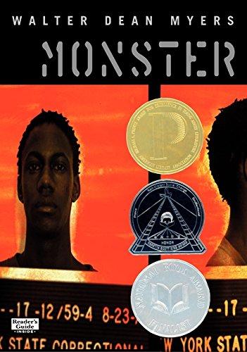 Monster por Walter Dean Myers
